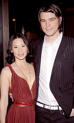 Lucy Liu and Josh Hartnett